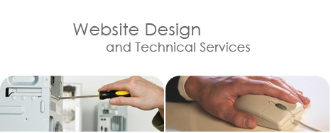 Web Design and Technical Services